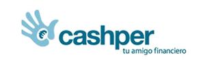 Cashper: Mini préstamos en menos de 1 hora sin nómina ni aval