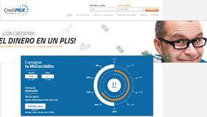 Crediprix: Dinero rápido, online y sin papeleos