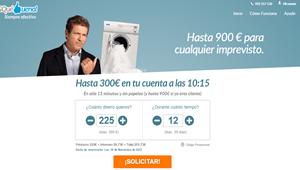 QuéBueno: Microcréditos de hasta 900 euros de forma online en 10 minutos