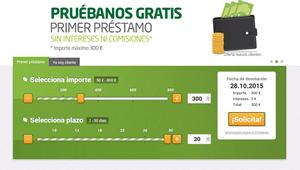 Vivus: Mini préstamos de 300€ en 15 minutos (El primero gratis)