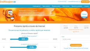 Creditocajero: Mini préstamos de hasta 300 euros de forma rápida, sin papeleos y online.