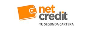 Netcredit: Primer prestamo 800 euros a 30 días